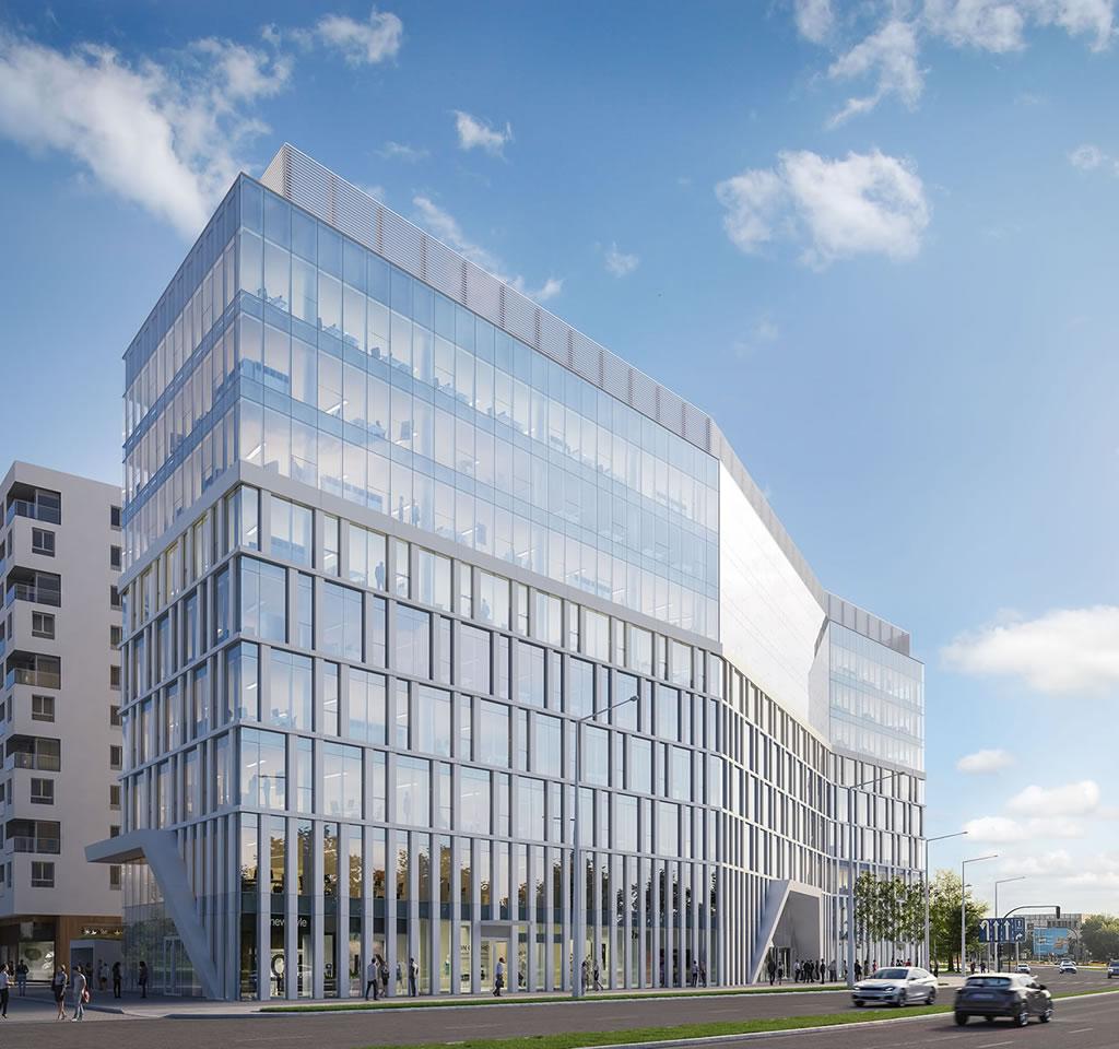 2019 | Budynek biurowy | Białystok