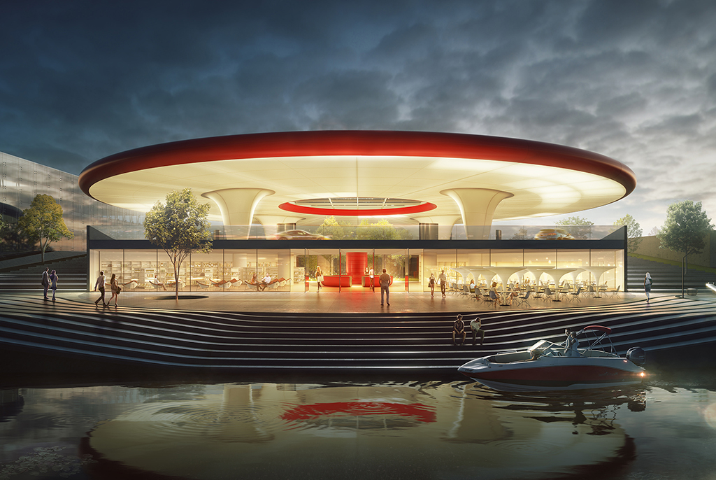 2018 | Fuel Station of the Future | Warsaw