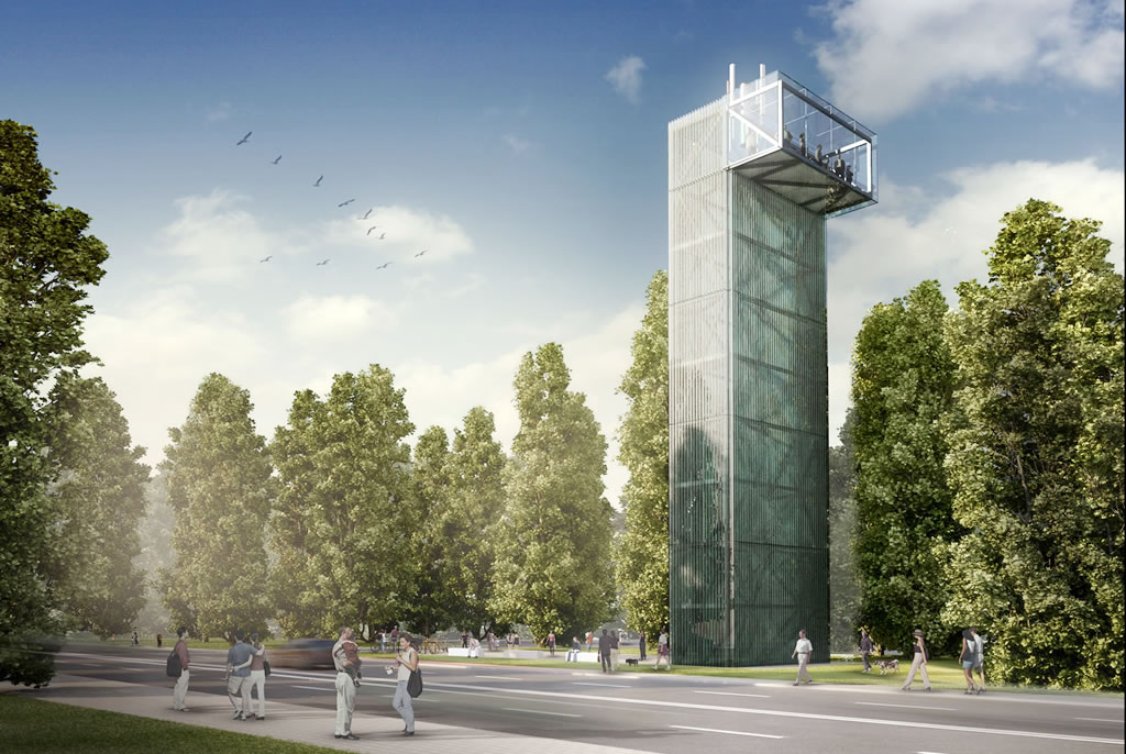 2014 | Observation Tower | Warsaw