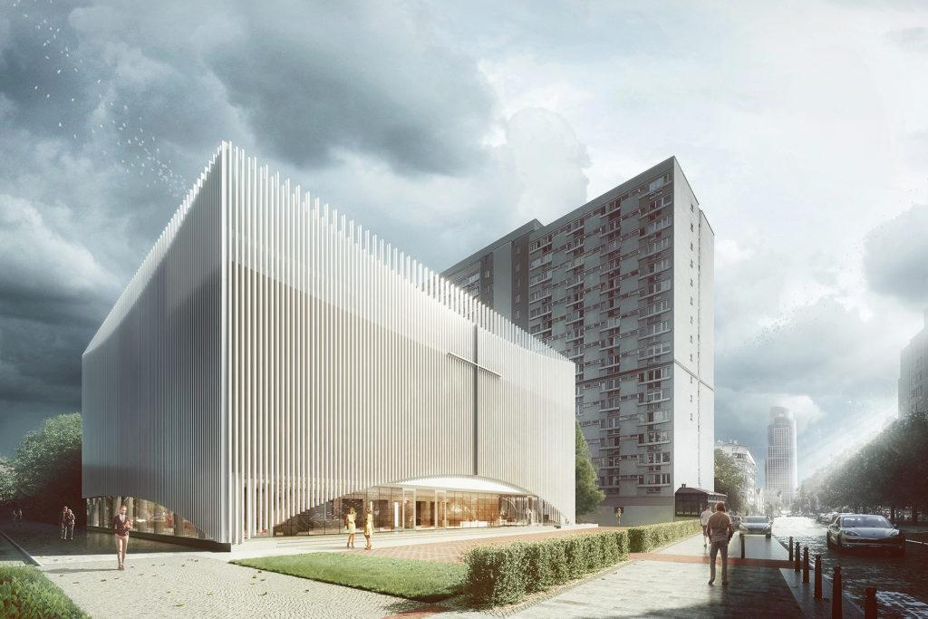 2021 | Kościół II | Warszawa